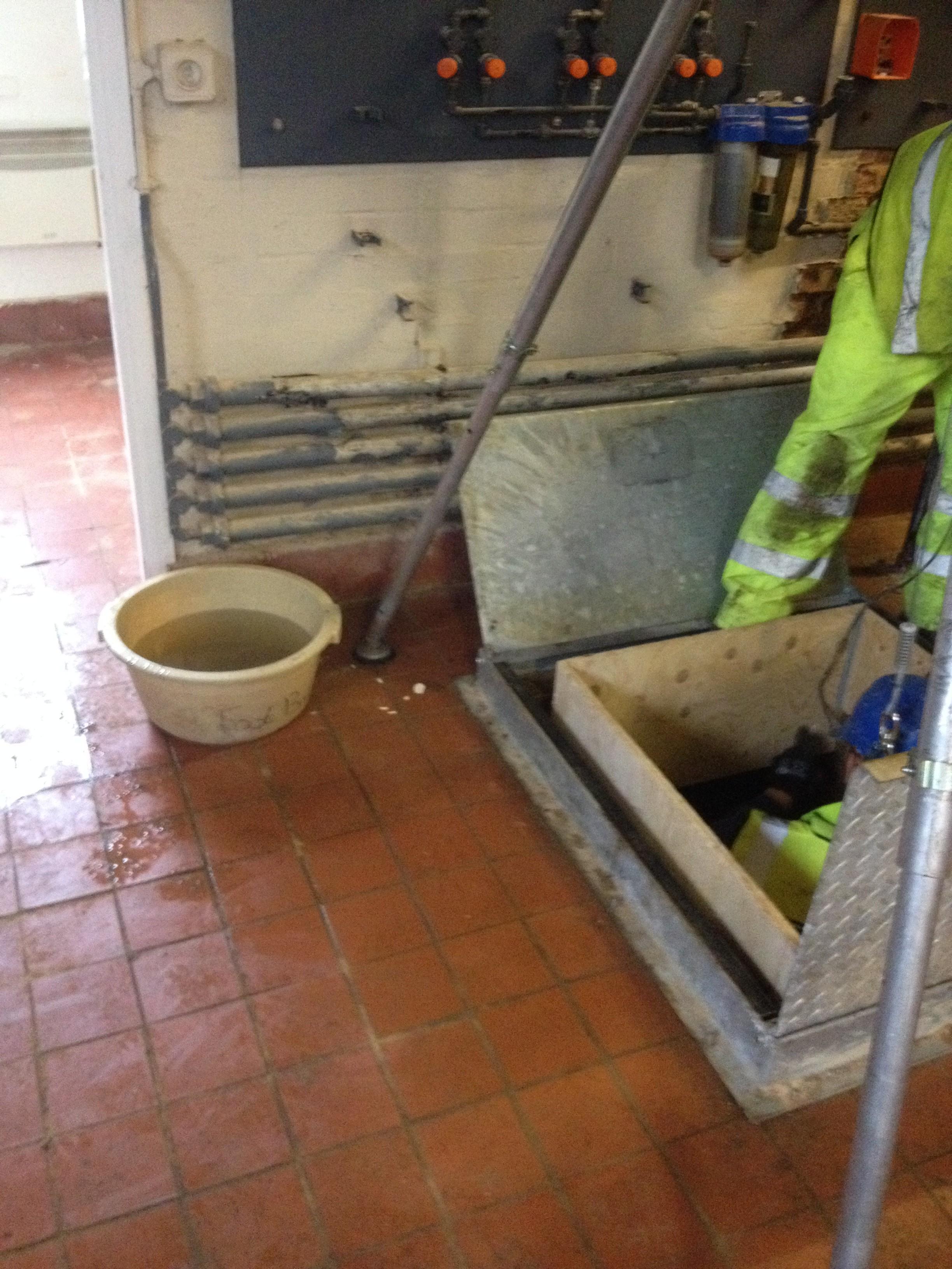 Recent Repair Work At A Reservoir Csc Services
