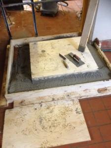 Repair Work at Husbands Bosworth Reservoir, Severn Trent Water