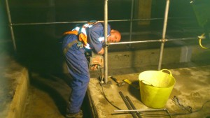 CSC Services are specialist industrial ladder and handrail installers with vast experience in the installation of stainless steel, galvanised, fibre glass and GRP ladder and hand rail systems.