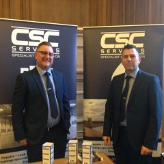 CSC Services at Sheffield Water Centre Innovation Day