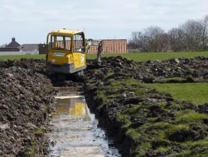 Excavator drivers