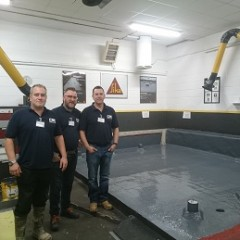 Sika Approved contractor