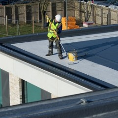 Liquid Waterproof Roofing