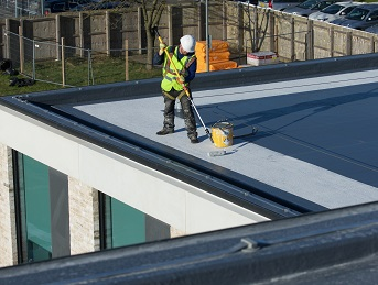 Liquid Waterproof Roofing