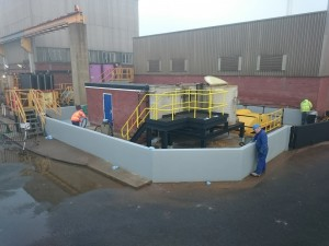 Overview of flagship Sika Liquid Plastics Roofing System