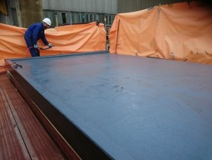 Sika Liquid Roofing System