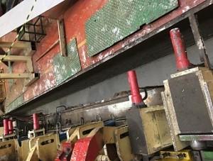 Komatsu Waterproofing Works