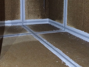 Expansion joint repair