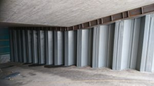 Coating work completed at Biomass Plant