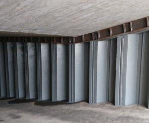 concrete Cementitious coatings
