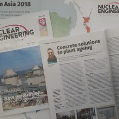 Nuclear international Magazine