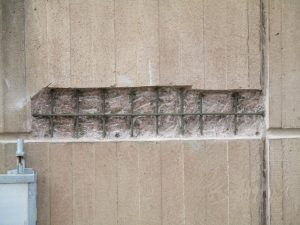 Concrete remediation programme