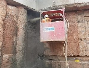 Sprayed Concrete
