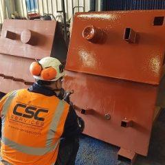 Coatings contractor SSPC Training