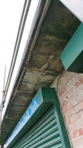 1 Restoration of concrete at Marine Park