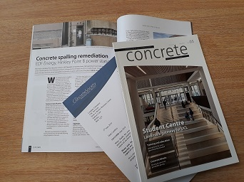 Coverage in Concrete publication