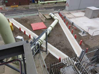 Leak Sealing to Cable Trench Covers